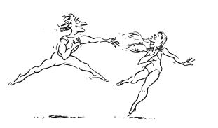 photo credit: The Two-Step: The Dance Towards Intimacy; Eileen McCann (Author), Douglas Shannon (Illustrator)